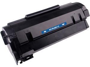 G&G NT-PL601C Black Laser Toner Cartridge Replaces Lexmark 60F1000