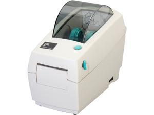 Zebra LP 2824 Plus (282P-201110-000) Up to 203 dpi Serial/USB Desktop Direct Thermal Label Printer