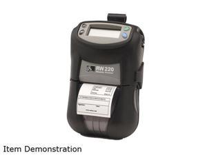 Zebra R2D-0UBA000N-00 DT Mobile Printer RW220