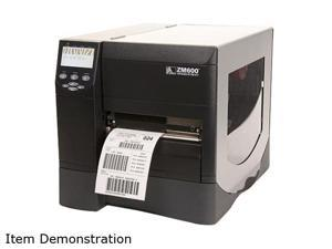 Zebra ZM600-2001-0100T ZM600 Industrial Label Printer