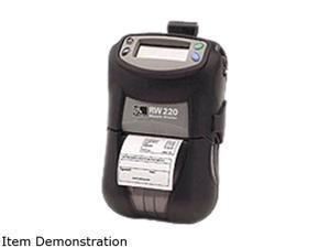Plus Zebra R2D-0UBA010N-00 RW 220 Direct thermal Mobile Portable Barcode Receipt Printer