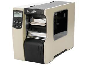 Zebra 113-801-00200 110Xi4 Industrial Label Printer