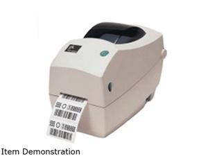 Zebra 282P-201511-000 LP 2824 Plus Direct Thermal Label Printer - USB/Ethernet, Dispenser