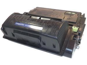 eReplacements Q5942X-ER Toner Cartridge (Q5942X) - Black