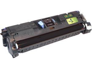eReplacements C9700A-ER Black Compatible Copier Toner Cartridge Replaces c9700a C9700A
