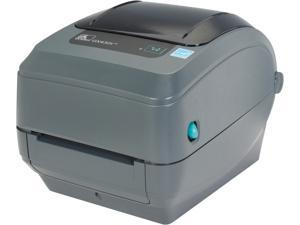 Zebra GX43-102510-000 GX430t Direct Thermal/Thermal Transfer Label Printer - USB/Serial/Parallel, Tear Off