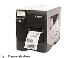 Zebra ZM400-2001-0600T ZM400 Industrial Label Printer