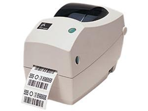 "Zebra TLP 2824 Plus 282P-101212-000 Thermal Transfer Printer 4""/102 mm per second 203 dpi (8 dots/mm) Barcode/Label Printers"