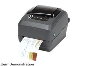 Zebra GX43-102410-150 GX430t  G-Series Compact Desktop Printers