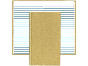 Boorum & Pease 6559 Handy Size Bound Memo Book, Ruled, 4-3/8 x 7, WE, 96 Sheets/Pad