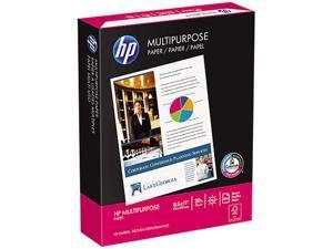Hewlett-Packard 11200-0 Multipurpose Paper, 96 Brightness, 20lb, 8-1/2 x 11, White, 500 Sheets/Ream