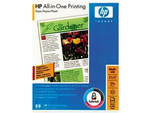 Hewlett-Packard 20701-0 All-In-One Printing Paper, 96 Brightness, 22lb, 8-1/2 x 11, White, 500 Shts/Ream