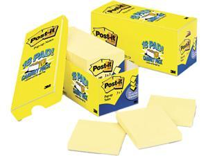 Post-it Pop-up Notes R330-18CP Cabinet Pack, Pop-up Notes, 3 x 3, Canary Yellow, 18 90-Sheet Pads/Pack