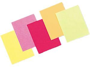 Pacon 101135 Array Colored Bond Paper, 24lb, 8-1/2 x 11, Assorted Hyper Colors, 500 Shts/Rm