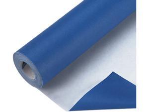 "Pacon 57205 Fadeless Art Paper, 50 lbs., 48"" x 50 ft, Royal Blue"