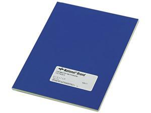 National Brand 43571 Chemistry Notebook, Narrow Rule, 9-1/4 x 7-1/2, Green, 60 Sheets/Pad