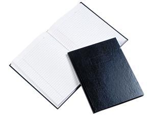 Blueline A982 Business Notebook w/Blue Cover, College Rule, 9-1/4 x 7-1/4, 96-Sheet Pad