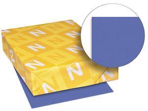Wausau Paper 22081 Astrobrights Colored Paper, 24lb, 8-1/2 x 11, Venus Violet, 500 Sheets/Ream