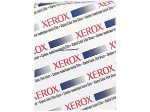 XEROX  3R11458 Digital Color Elite Gloss Cover Stock, 80 lbs., 8-1/2 x 11, White, 250 Sheets