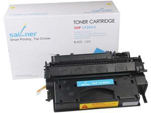 Sailner Compatible SHP-CF280X  Toner Cartridge, alternative for HP OEM# CF280X