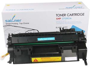 Sailner Compatible SHP-CF280A Toner Cartridge, alternative for HP OEM# CF280A