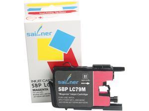 Sailner Compatible SBP-LC79M inkjet Cartridge, alternative for Brohter OEM# LC79M