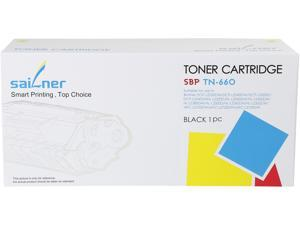 Sailner SBP TN-660 Black Compatible SBP TN-660 Toner Cartridge