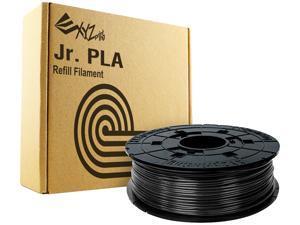 XYZprinting da Vinci Jr. PLA Filament (For Jr. Series Only), BLACK Color