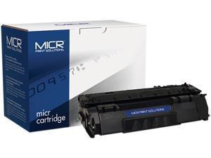 tonerC MCR53AM Black Compatible MICR Toner
