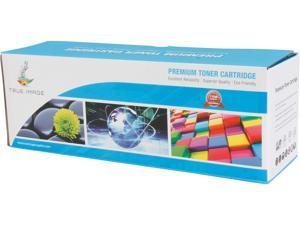 TRUE IMAGE HECC531A-C304A Cyan Toner Replaces HP 304A CC531A, Single Pack, Page Yield 2,800