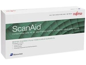 Fujitsu CG01000-524701 Scan Aid Consumable-Cleaning Kit for S300