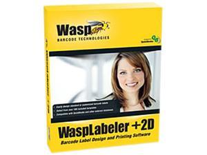Wasp 633808105297 Labeler +2D V7 (Unlimited User Licenses)