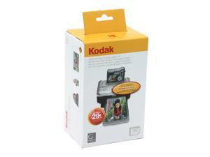Kodak 1594324 Cartridge & Photo Paper Kit Color