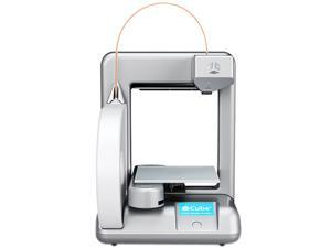 "3D Systems 381000 Silver Plastic Jet 200 microns Single Jet 3D Printers 5.5"" x 5.5"" x 5.5"" Build Size"
