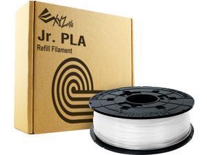 XYZprinting da Vinci Jr. PLA Filament (For Jr. Series Only), WHITE Color