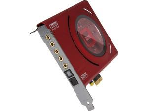 Creative Sound Blaster Z PCIe 116dB SNR Gaming Sound Card with 600ohm Headphone Amp and Beamforming Microphone