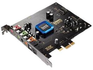 Creative 70SB135A00002 5.1 Channels PCI Express x1 Interface Sound Blaster Recon3D PCIe