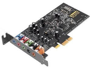 Creative Sound Blaster AUDIGY FX Sound Card with SBX Pro Studio - OEM