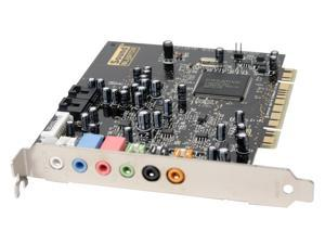 Creative Sound Blaster Audigy 2 Value SB0400 7.1 Channels PCI Interface Sound Card