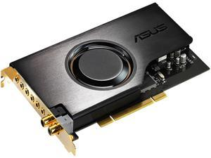 ASUS XONAR_D2X/XDT/A 7.1 Channels PCI Express x1 Interface Masterpiece Audio Card for Home Theater & Gaming