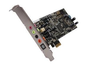 ASUS XONAR DGX 5.1 Channels PCI Express x1 Interface Gaming Audio Card
