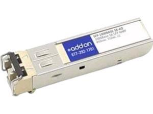 AddOn SFP-1000BASE-SX-AO Voltaire OPT-90005 Compatible 1000Base-SX SFP Transceiver (MMF, 850nm, 550m, LC) - 100% application tested and guaranteed compatible