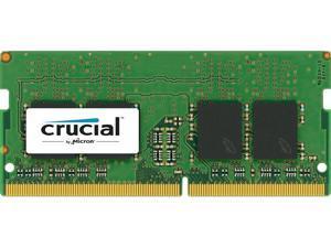 Crucial CT4G4SFS8213 4Gb Ddr4 2133 Mt/S Cl15 Srx8 Unbuffered Sodimm