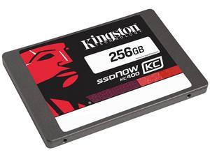 "Kingston SSDNow KC400 SKC400S37/256G 2.5"" 256GB SATA III Business Solid State Disk"