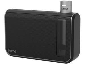iHome IKN100BC Bt Spkrphn Stereo Sys With Btry