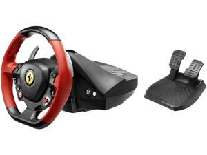 THRUSTMASTER 4460105 Ferrari 458 Spider Racing Wheel compatible with Xbox One