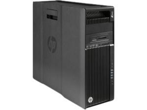 HP P0V65UT Workstation Z640 - Mt - 4U - 1 X Xeon E5-2620V3 / 2.4 Ghz - Ram 8 Gb - Ssd 256 Gb - Hp Z Turbo Drive - Dvd Supermulti - No Graphics - Gige - Windows 7 Pro 64-Bit / Windows 8.1 Pro 64-Bit Do