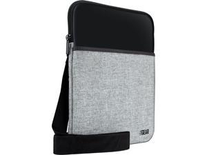 "USA GEAR Protective Memory Foam Tablet Case w/ Adjustable Shoulder Strap, Padded Material & Accessory Pocket - Works with iPad Pro 9.7"" , Samsung Galaxy Tab 4, Samsung Galaxy Tab S2 & More Tablets!"