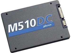 "Micron M510DC MTFDDAK960MBP-1AN1ZA 2.5"" 960GB SATA III Enterprise Solid State Disk"