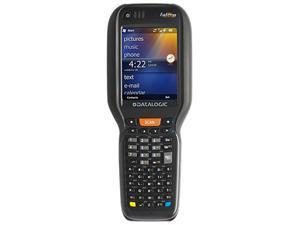 Datalogic 945200034 Falcon X3+ Hand Held, 802.11 A/B/G /N Ccx V4, Bluetooth V2.1, 256Mb Ram/1Gb Flash, Qvga, 52-Key Alpha Numeric, High Performance Laser W Green Spot, Windows Ce 6.0